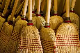 The new brooms